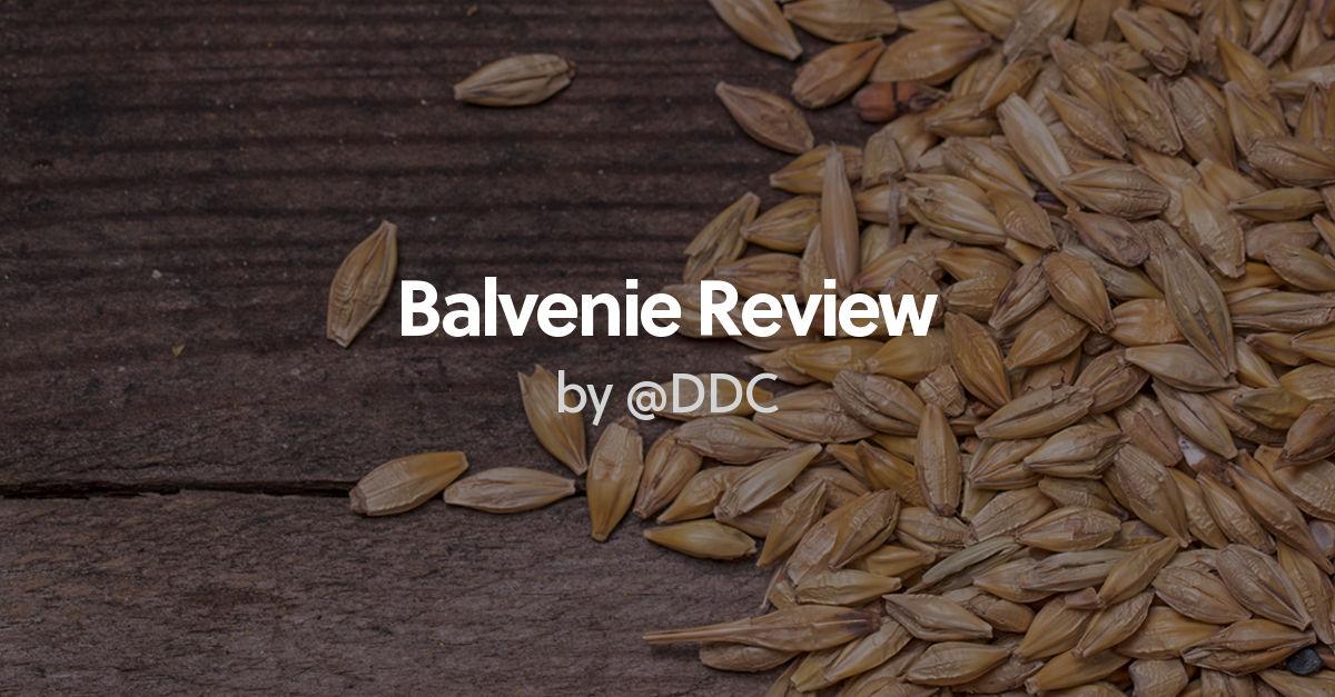 Balvenie 25 single barrel review