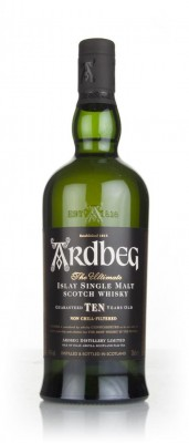 Ardbeg 10 Year Old Single Malt Whisky