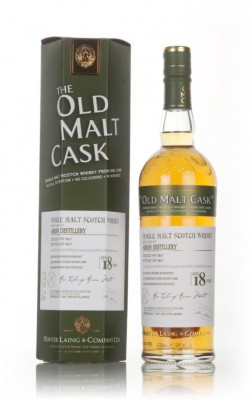 Arran 18 Year Old 1997 (cask 11595) - Old Malt Cask (Hunter Laing) Single Malt Whisky