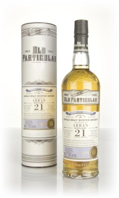 Arran 21 Year Old 1996 (cask 12357) - Old Particular (Douglas Laing) Single Malt Whisky