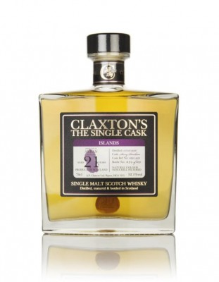 Arran 21 Year Old 1996 (cask 1843-939) - Claxton's Single Malt Whisky