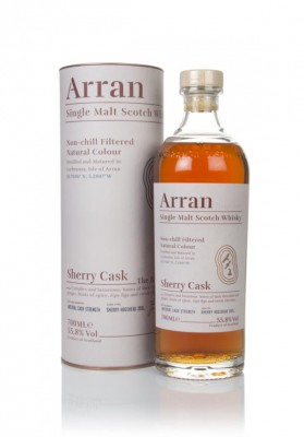 Arran Bodega Sherry Cask Single Malt Whisky