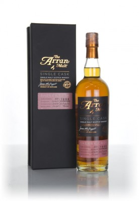 Arran Premium Single Cask 1998 (cask 815) - Sherry Cask Single Malt Whisky