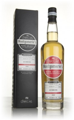 Auchroisk 21 Year Old 1995 (cask 589060) - Rare Select (Montgomerie's) Single Malt Whisky