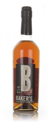 Baker's 7 Year Old Bourbon Whiskey