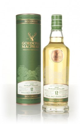 Balblair 12 Year Old - Discovery (Gordon & MacPhail) Single Malt Whisky