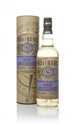 Balblair 8 Year Old 2010 (cask 13459) - Provenance (Douglas Laing) Single Malt Whisky