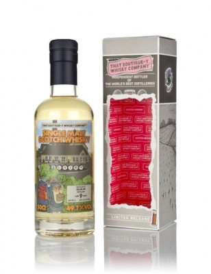 Balblair 9 Year Old (That Boutique-y Whisky Company) Single Malt Whisky
