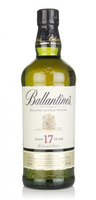 Ballantine's 17 Year Old 40% Blended Whisky