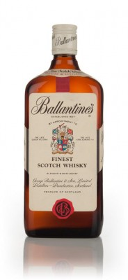 Ballantine's Finest - 1970s Blended Whisky