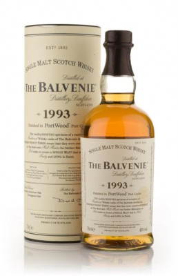 Balvenie 1993 PortWood Finish Single Malt Whisky