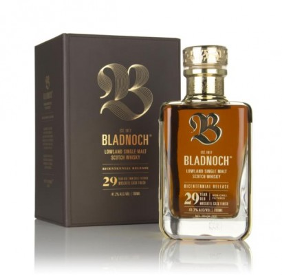 Bladnoch 29 Year Old - Bicentennial Release Single Malt Whisky
