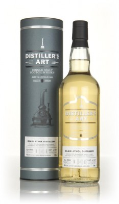 Blair Athol 14 Year Old 2003 - Distiller's Art (Langside) Single Malt Whisky