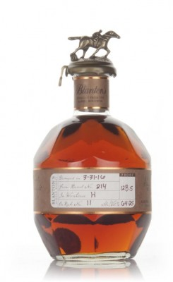 Blanton's Straight From The Barrel - Barrel 214 Bourbon Whiskey