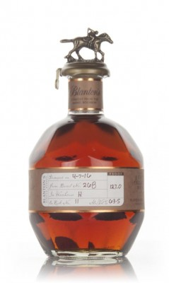 Blanton's Straight From The Barrel - Barrel 268 Bourbon Whiskey
