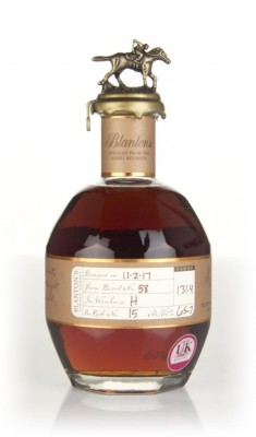 Blanton's Straight From The Barrel - Barrel 58 Bourbon Whiskey
