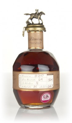 Blanton's Straight From The Barrel - Barrel 64 Bourbon Whiskey