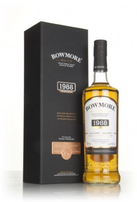 Bowmore 1988 (bottled 2017) Single Malt Whisky