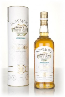 Bowmore Legend (Old Bottling) Single Malt Whisky