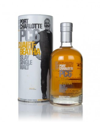 Port Charlotte PC6 Single Malt Whisky