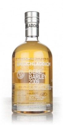Bruichladdich Bere Barley 2009 Single Malt Whisky