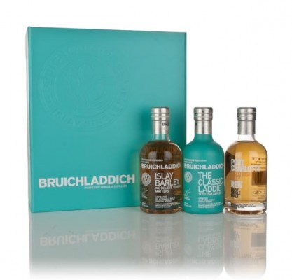 Bruichladdich Wee Laddie Gift Pack Single Malt Whisky