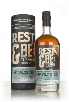 Port Charlotte 15 Year Old 2002 (cask 329) (Rest & Be Thankful) Single Malt Whisky