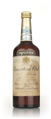 Canadian Club Whisky - 1960s Blended Whisky