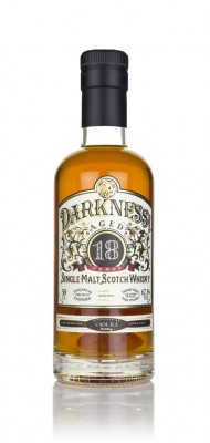 Darkness! Caol Ila 18 Year Old Moscatel Cask Finish Single Malt Whisky