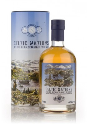 Celtic Nations from Bruichladdich and Cooley Blended Malt Whisky