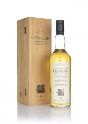 Clynelish 14 Year Old - Flora and Fauna - 1990s Single Malt Whisky