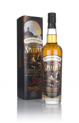 Compass Box The Story of the Spaniard Blended Malt Whisky