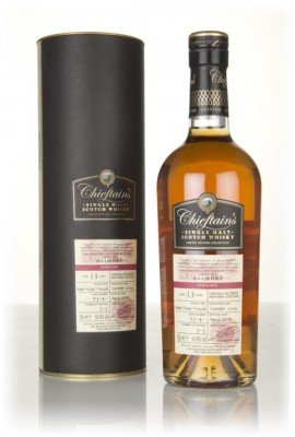 Dalmore 13 Year Old 2004 (cask 93141) - Chieftain's (Ian Macleod) Single Malt Whisky