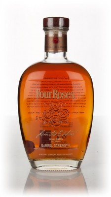 Four Roses Small Batch - Barrel Strength 2015 Bourbon Whiskey