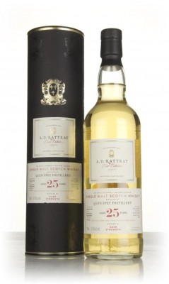 Glen Spey 25 Year Old 1991 (cask 800861) - Cask Collection (A.D. Rattr Single Malt Whisky