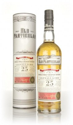 Glenallachie 25 Year Old 1992 (cask 12397) - Old Particular (Douglas L Single Malt Whisky