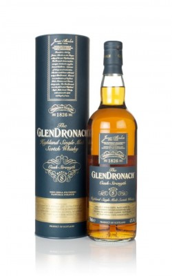 The GlenDronach Cask Strength - Batch 7 Single Malt Whisky