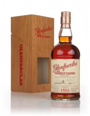 Glenfarclas 1955 (cask 2217) Family Cask Autumn 2013 Release Single Malt Whisky