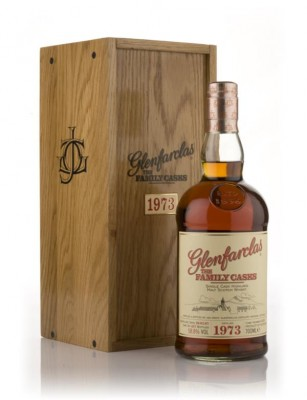 Glenfarclas 1973 (cask 2578) - Family Cask Single Malt Whisky