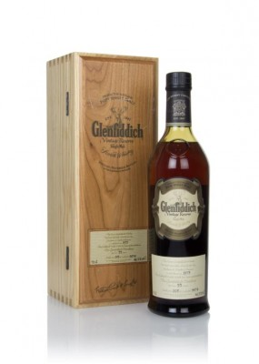 Glenfiddich 33 Year Old 1973 - Vintage Reserve Single Malt Whisky