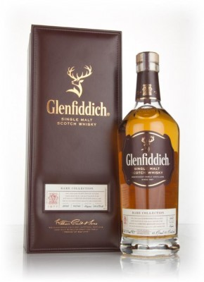 Glenfiddich 39 Year Old 1977 (cask 22742) - Rare Collection Single Malt Whisky