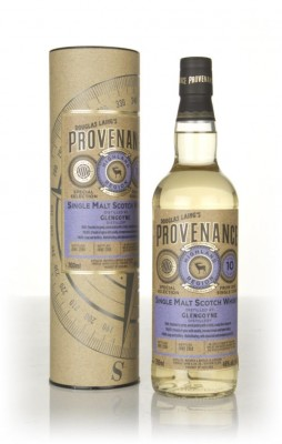Glengoyne 10 Year Old 2008 (cask 12600) - Provenance (Douglas Laing) Single Malt Whisky