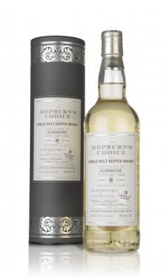 Glengoyne 8 Year Old 2008 - Hepburn's Choice (Langside) Single Malt Whisky