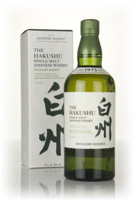 The Hakushu Single Malt Whisky - Distillers Reserve Single Malt Whisky