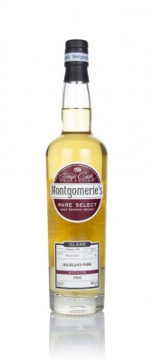Highland Park 1994 (bottled 2015) (cask 33) - Rare Select (Montgomerie Single Malt Whisky