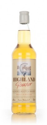 Highland Poacher Blended Whisky