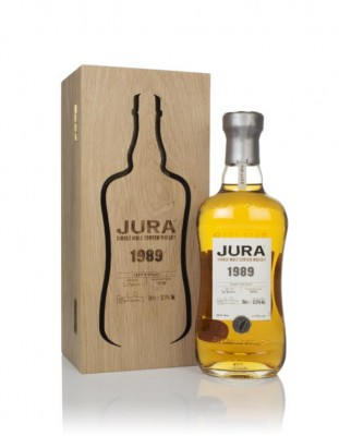Isle of Jura 1989 Rare Vintage Single Malt Whisky
