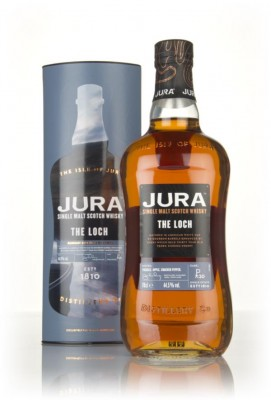 Isle of Jura The Loch Single Malt Whisky