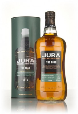 Isle of Jura The Road Single Malt Whisky