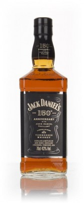 Jack Daniel's 150th Anniversary of the Distillery Tennessee Whiskey